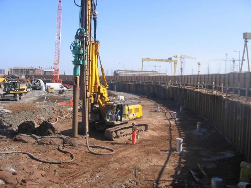 ARC and Gateway Basements