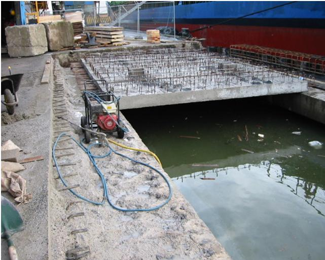 aBelfast: Barnett Dock