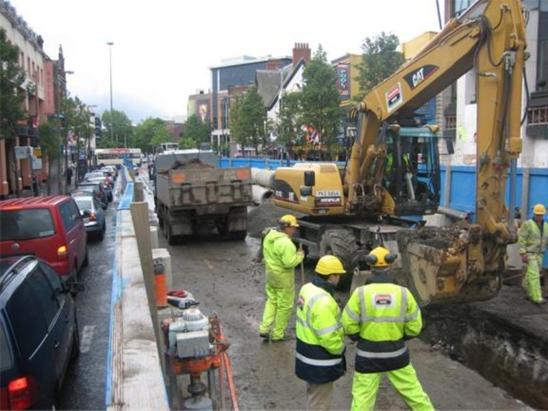 Belfast Sewers Rehabilitation Framework