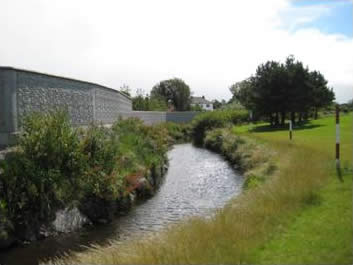 aNorthern Ireland: Burren River Flood Alleviation Scheme