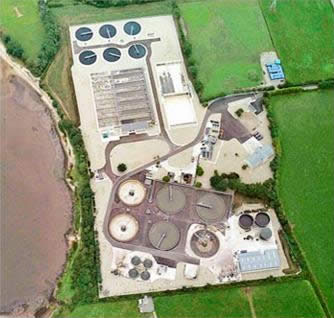aNorthern Ireland: Culmore Waste Water Treatment Works