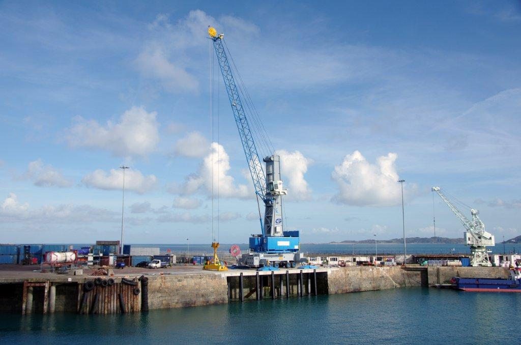 Guernsey, Berth 5 Refurbishment