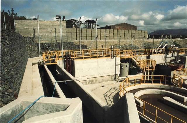aNorthern Ireland: Kilkeel Sewage Treatment Works