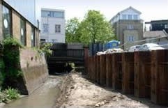 River Quaggy Flood Alleviation Scheme