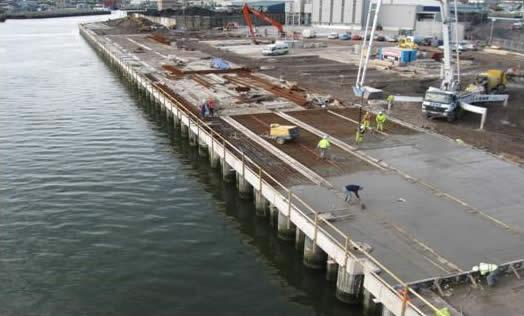 Stormont Wharf