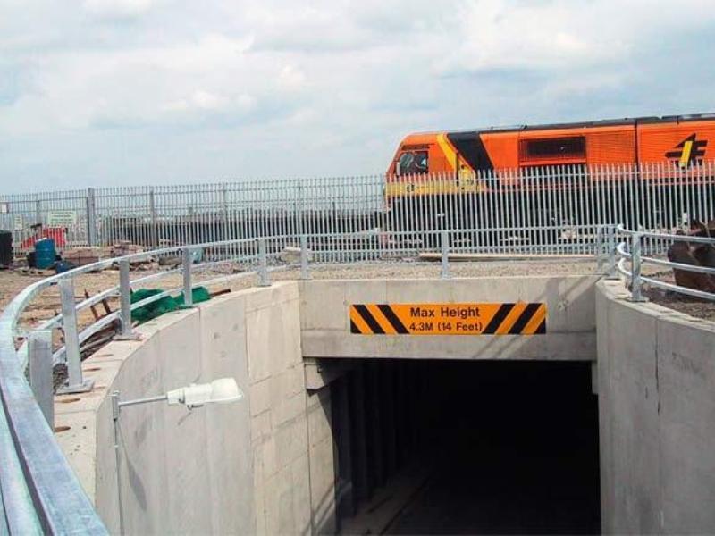 Drogheda Underpass