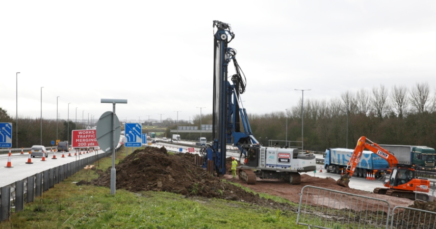 aLeicestershire: M1 Junction 19 Improvement Scheme
