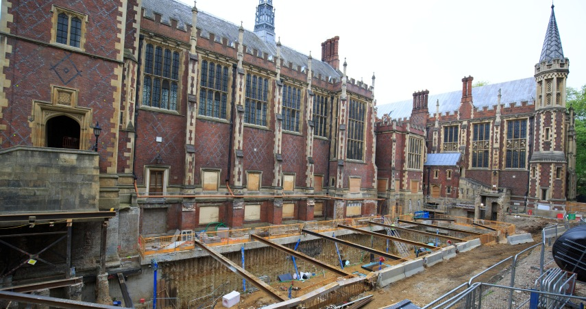 Lincoln's Inn Basement