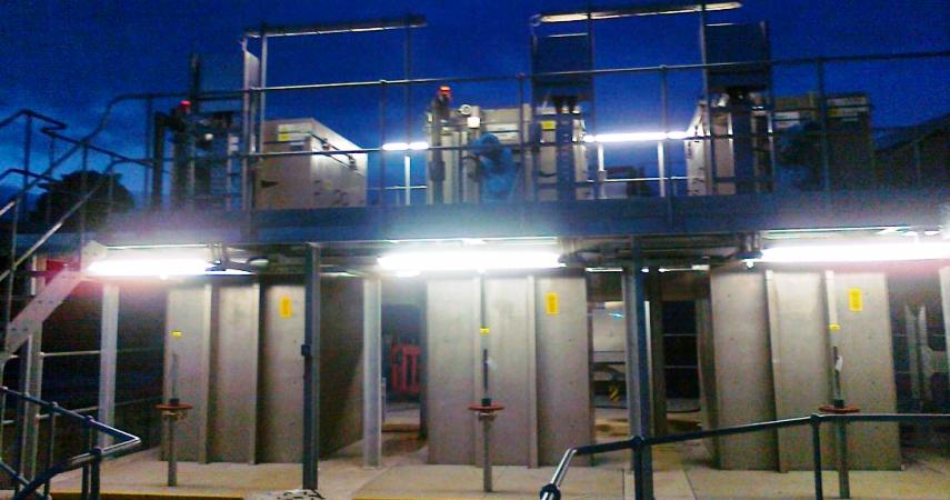Spencestown Inlet Works & Tullygarley WwTW