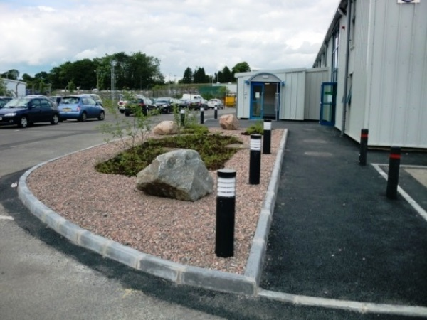 Ballykeel Administration Centre & Depot
