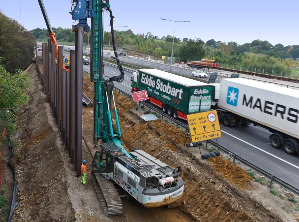 M25 Widening Scheme