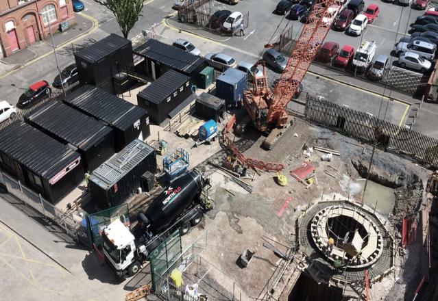 aBelfast: Ormeau Avenue Hydraulic Upgrade