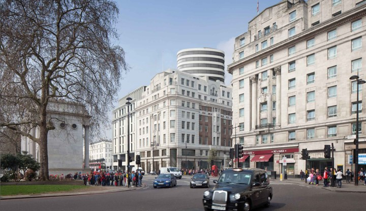 aLondon: 1-4 Marble Arch