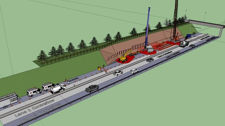 aLondon: M4 J3-12 Smart Motorway