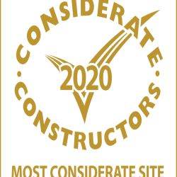 Most Considerate Site Award 2020