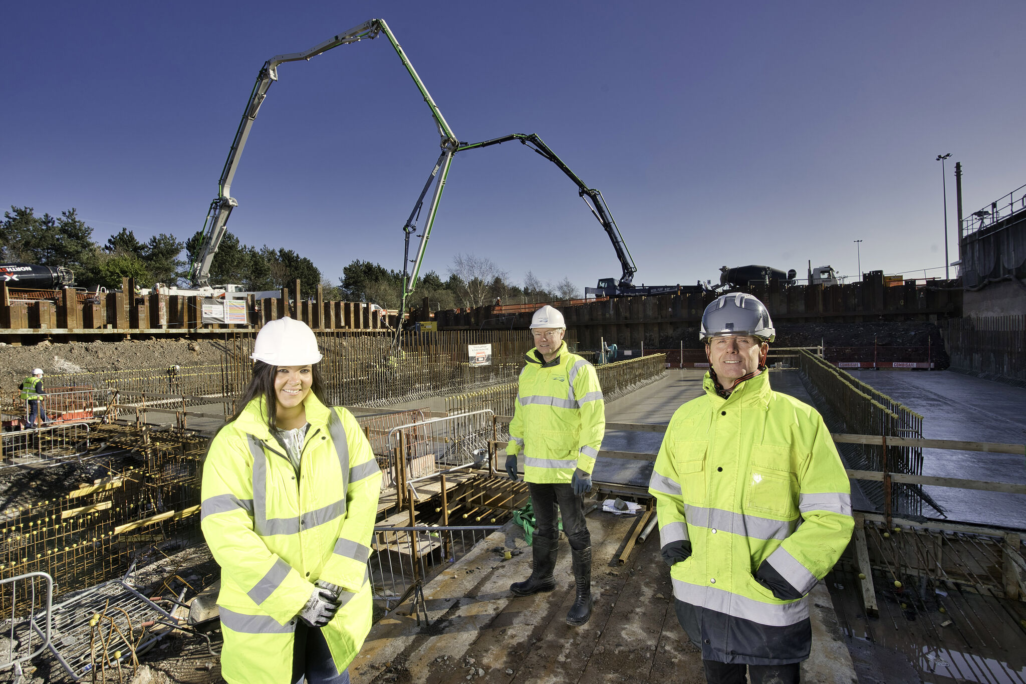 Northern Ireland Water Announce £10m Extension to Belfast WwTW