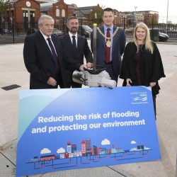 Ormeau Avenue Hydraulic Upgrade Completion and other News