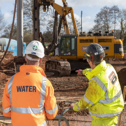 Innovation in Somerset for Wessex Water