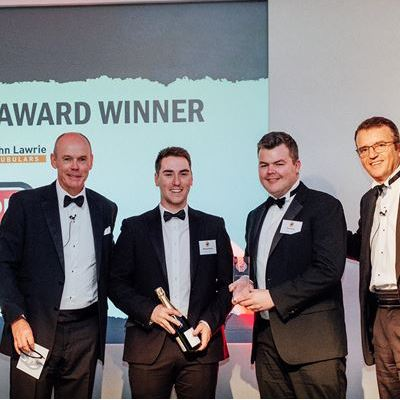 DAWSON-WAM win at the FPS Awards 2018…. and other news