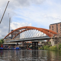 Temporary Works Win for the Ordsall Chord Team and other news