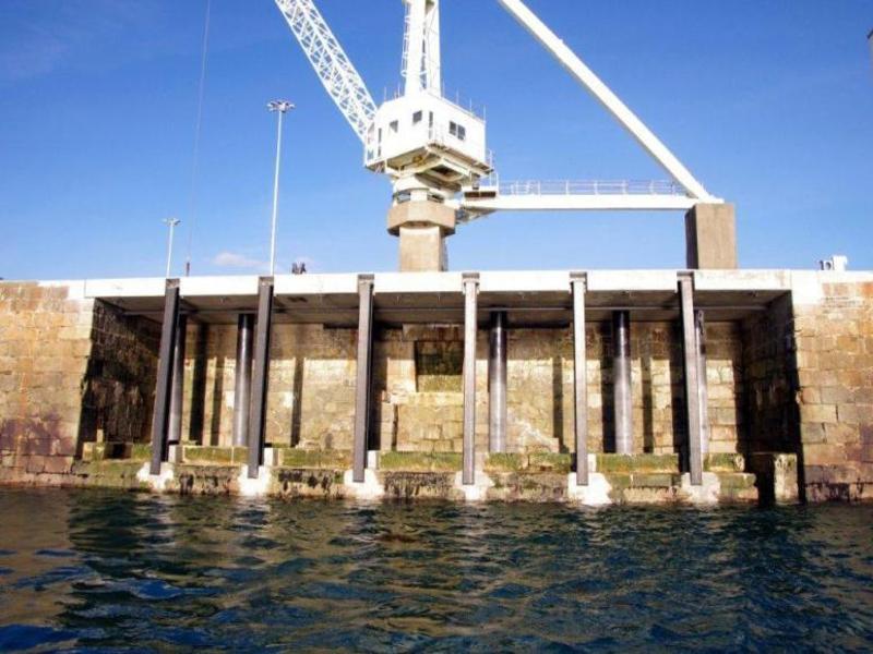 Guernsey: Berth 5 Refurbishment