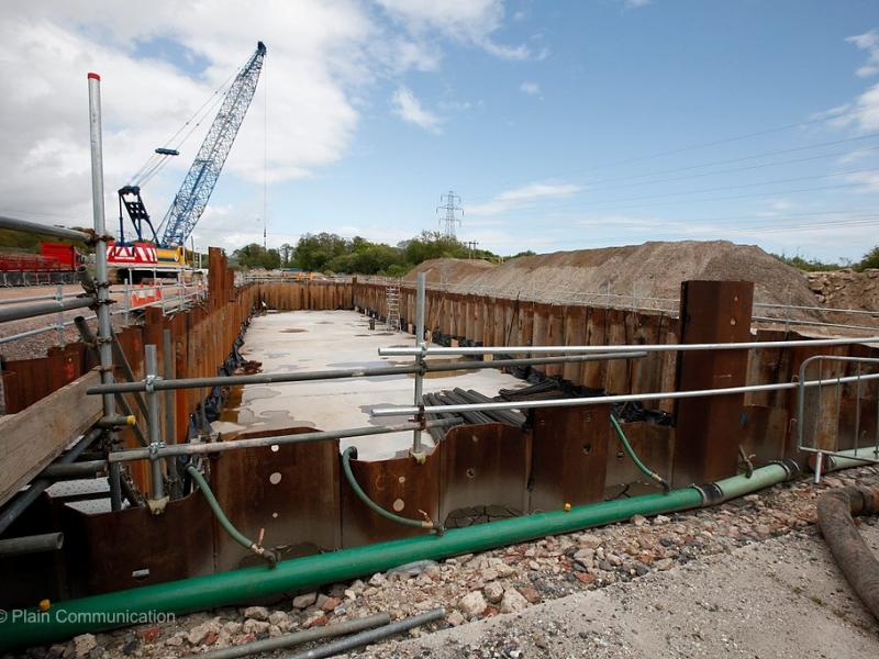 Dorset: Christchurch Cofferdams