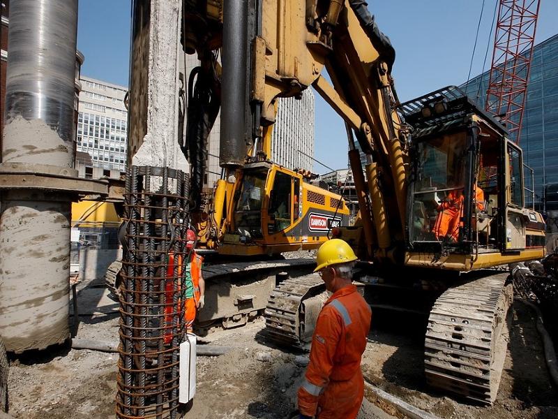 London: Victoria Station Upgrade
