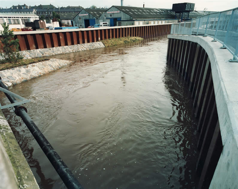 Comber Flood Protection Scheme