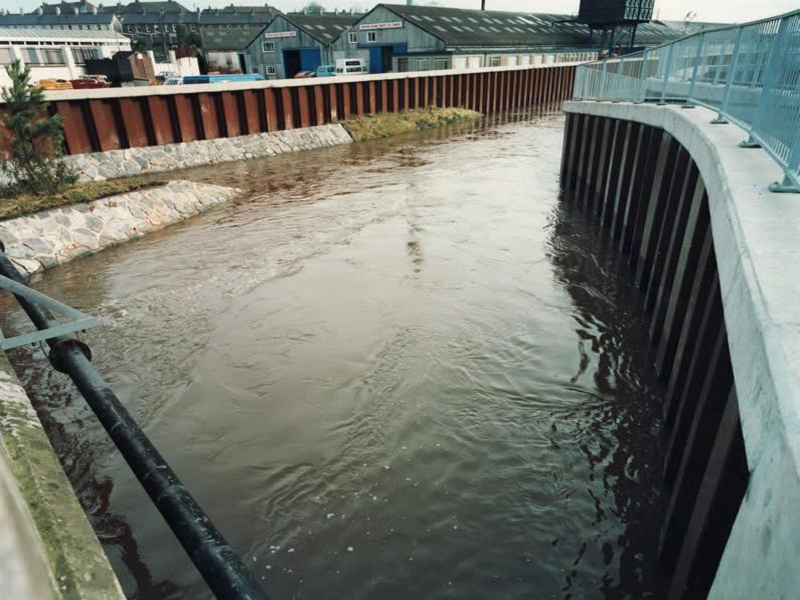 Northern Ireland: Comber Flood Protection Scheme