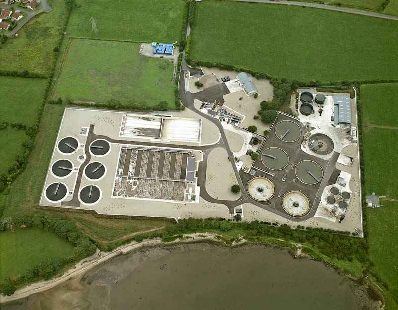 Culmore Waste Water Treatment Works