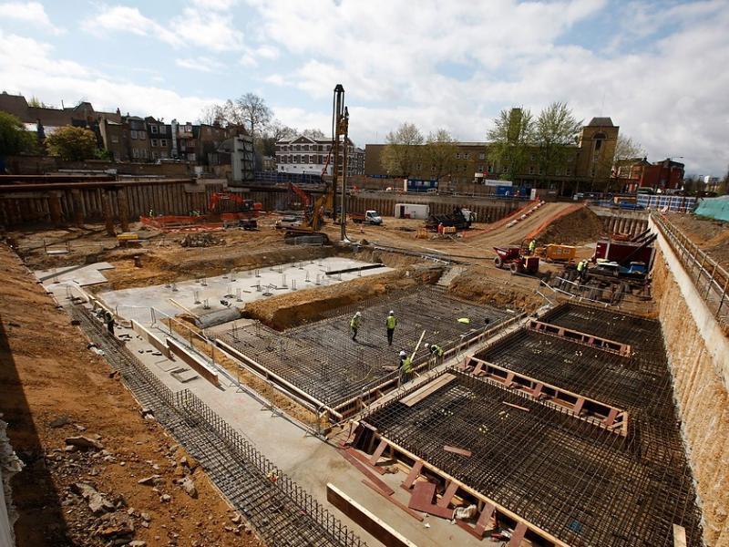 London: University of Greenwich Basement