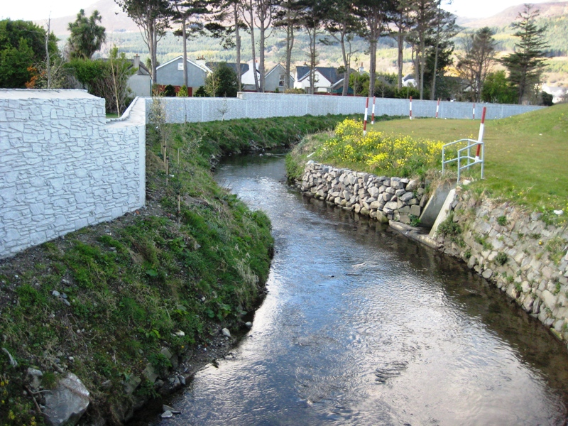 Northern Ireland: Burren River Flood Alleviation Scheme
