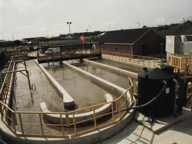 Northern Ireland: Kilkeel Sewage Treatment Works