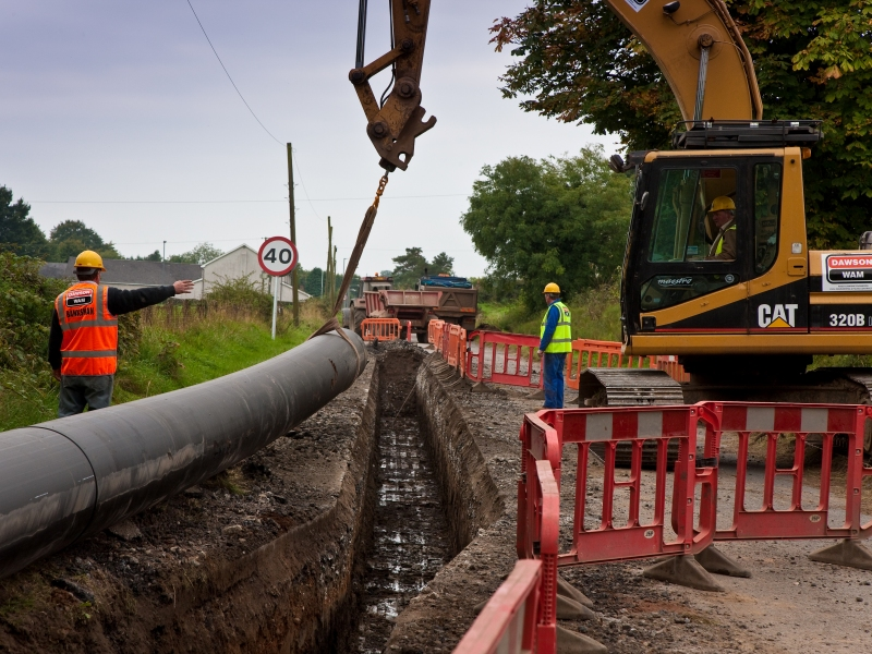 Northern Ireland: Moygashel Improvements Project