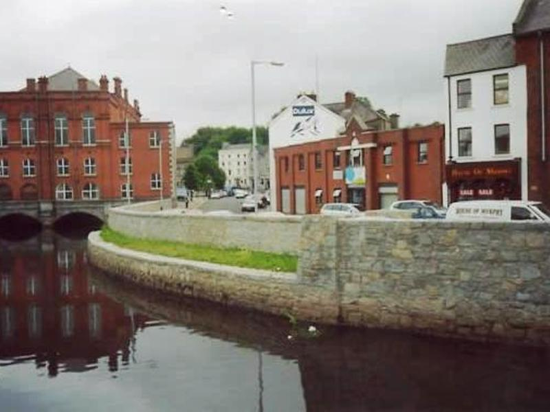 Northern Ireland: Newry Flood Alleviation Stages 2 and 3