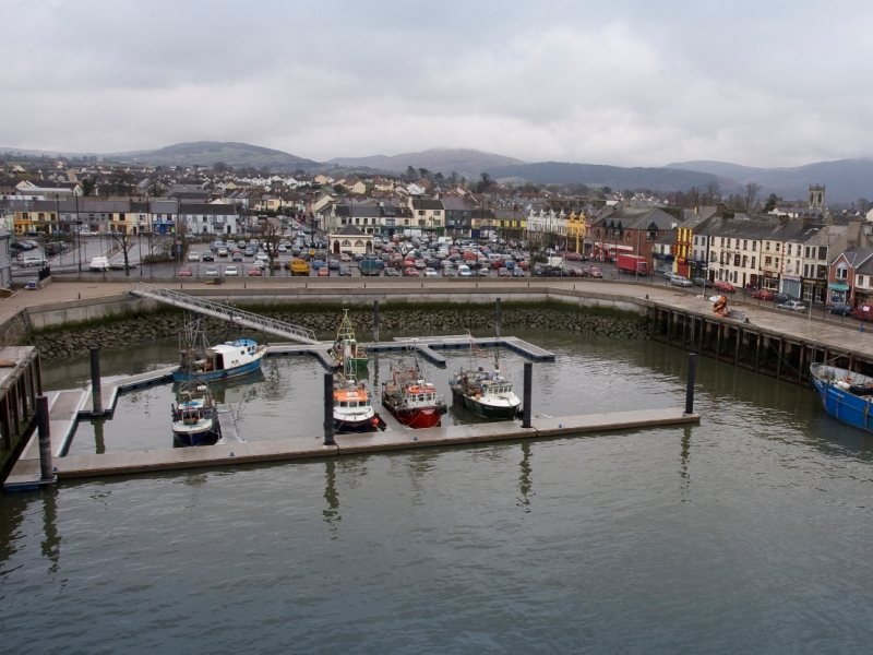 Northern Ireland: Warrenpoint Mussel Harbour