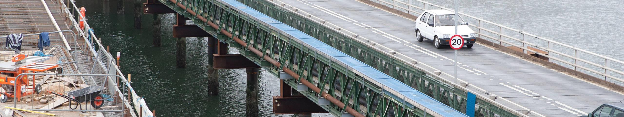 Temporary Bridges