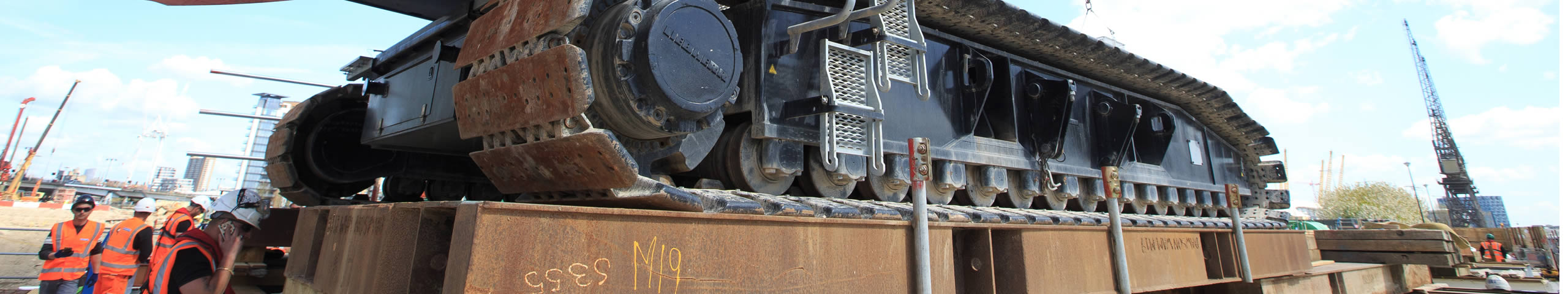 Steel Mat Hire